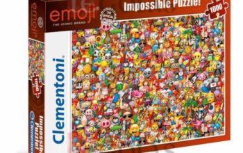 puzzle emoji 1000 elementów
