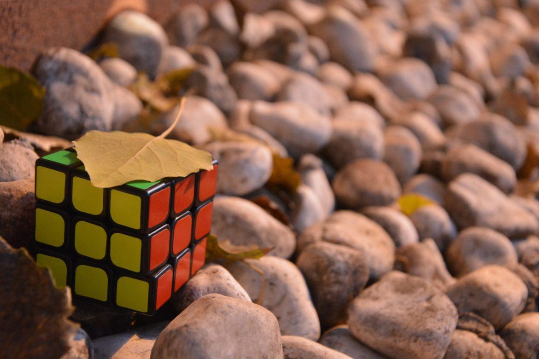 Kostka Rubika, jako najlepsza zabawka